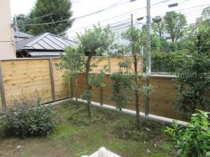 個人住宅での施工事例1