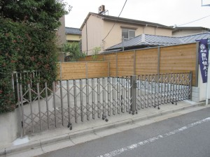 個人住宅での施工事例2